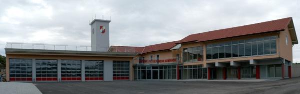 Feuerwehr Panorama