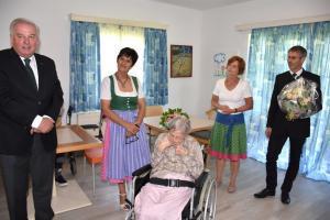 Vilits Maria - 105 Geburtstag mit Landeshauptmann_DSC_8873 bearb